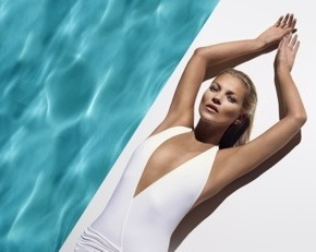 Kate Moss for St.Tropez